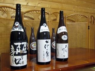 日本酒@いおり