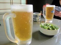 キンキンに冷えたビールが美味いんだーっ
