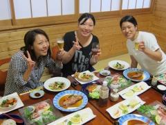 伊豆の晩餐@いおり