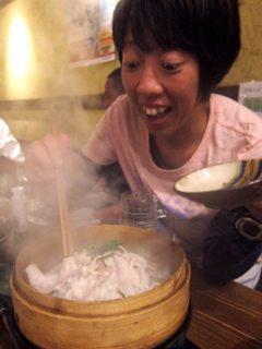 あぐー豚蒸し@沖縄農園炉端しまぶた屋