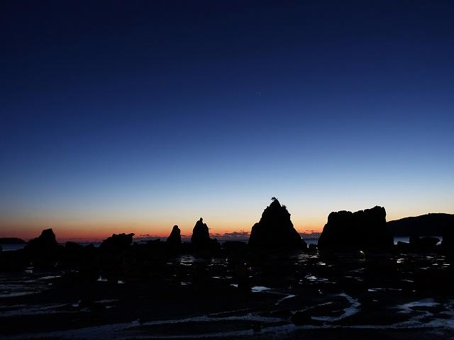 夜明け@串本ダイビングツアー