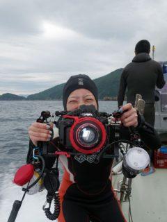 レンズキャップ#柏島ダイビングツアー#フォト派ダイバー