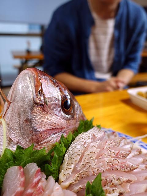 鯛料理#柏島ダイビングツアー#高知県