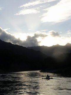 カヌー#八重岳山荘#屋久島ダイビングツアー
