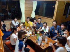 屋久島ダイビングツアー#八重岳山荘