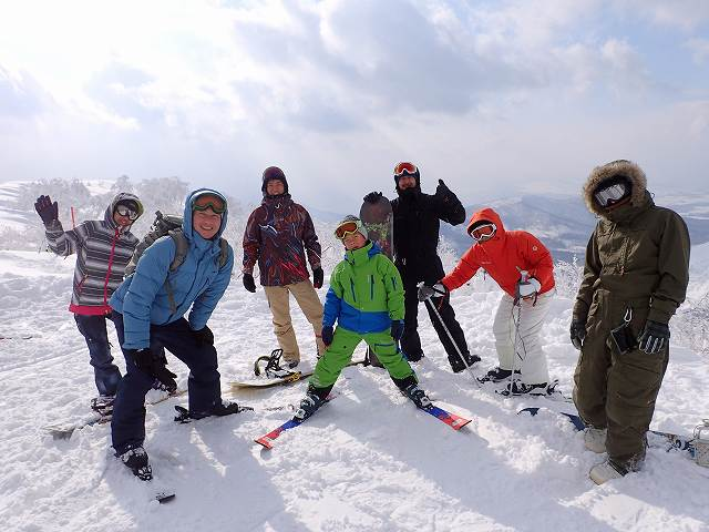 北海道ツアー?#スキー&スノボー