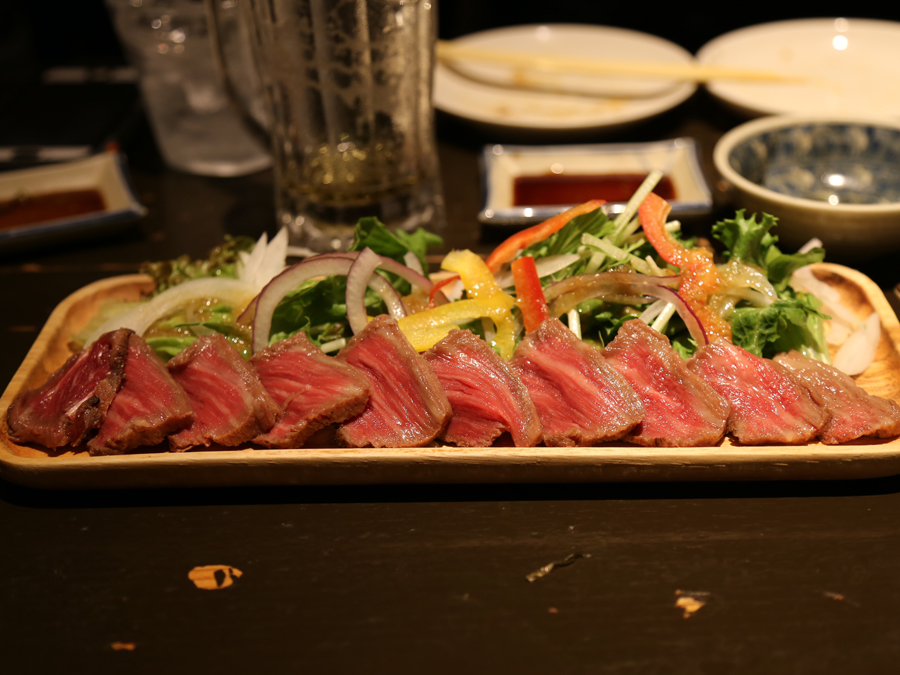 この肉美味かった