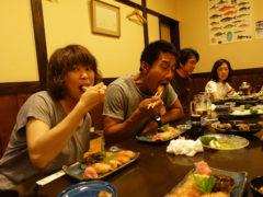 島寿司とツボッチ