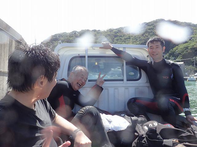 海遊社@神子元ダイビングツアー