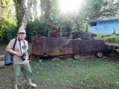 戦車@パラオ