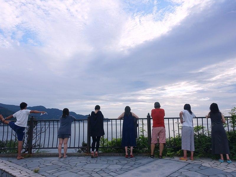 旅人岬@伊豆の風景
